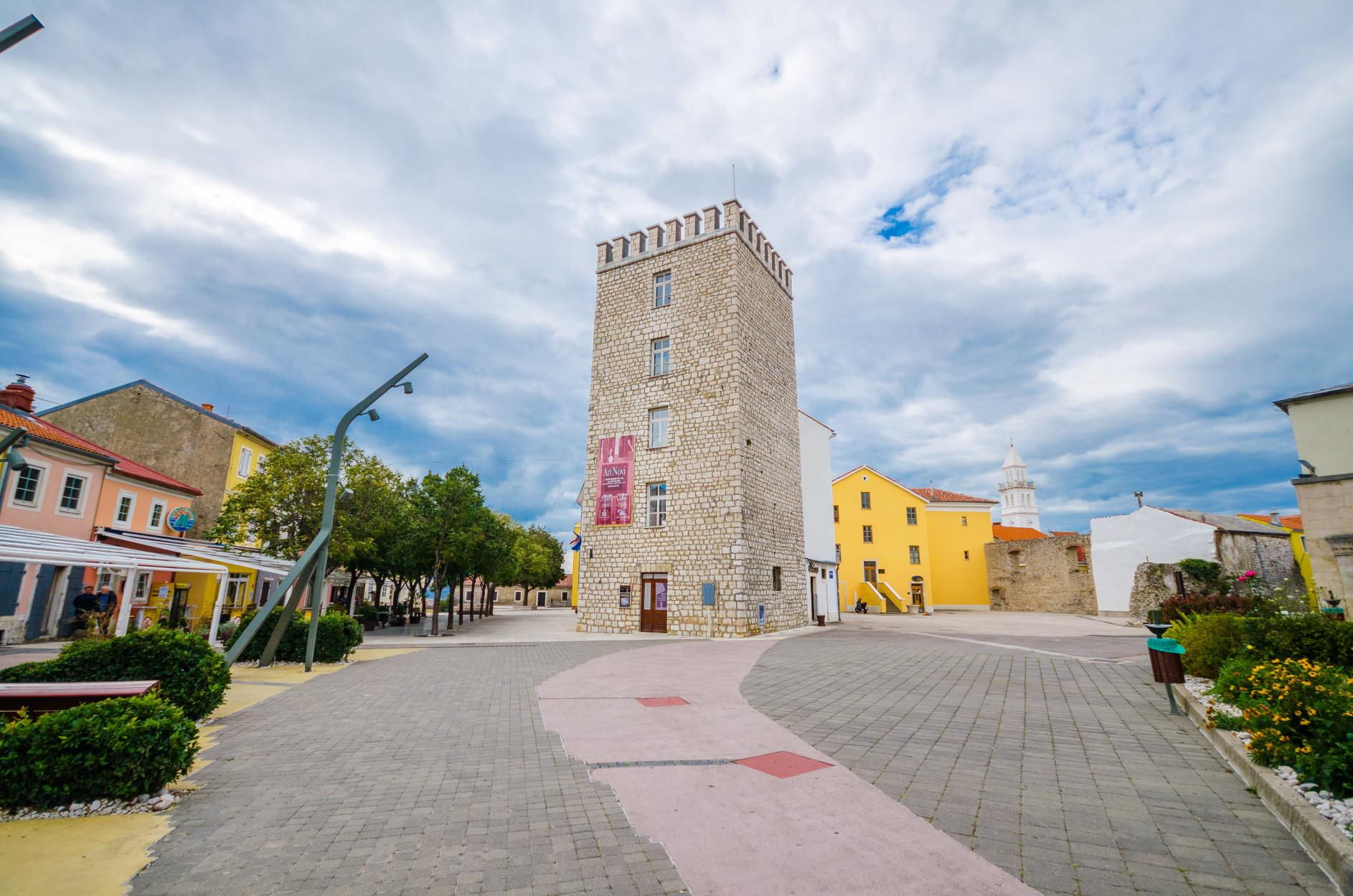 Frankopanski kaštel - Novi Vinodolski