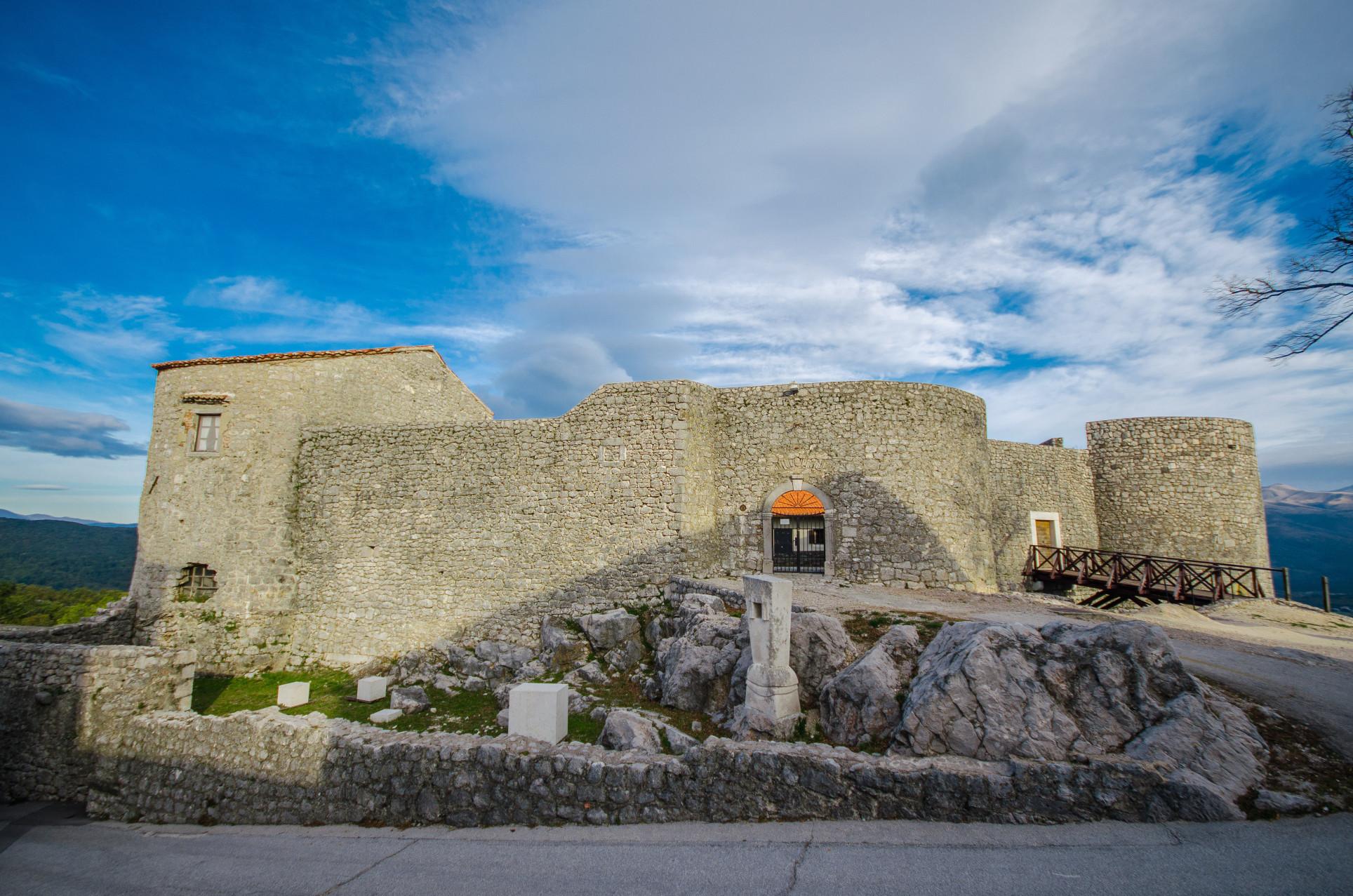 Kaštel Grad Grobnik